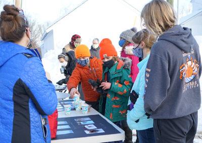 Snow Creation contest